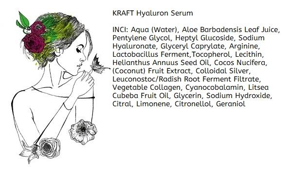 KRAFT Hyaluron Serum