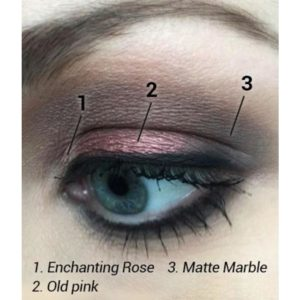 Styling mit mineral make up eyeshadow susanne kaussen